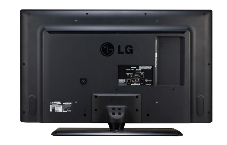 how to connect set top box to lg led tv