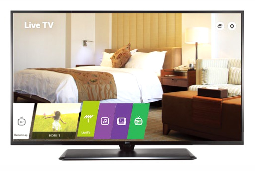 UV770H Series Pro:Idiom Television | 55UV770H LG Hotel TV